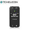 TC Helicon - Go Guitar Pro 모바일 인터페이스