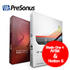 PreSonus Notion 6 Artist Bundle Pack (Notion 6 + Studio One 4 Artist)