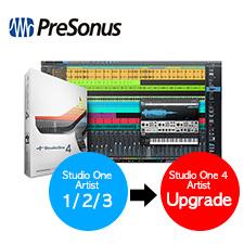 <font color=#262626>PreSonus Studio One 4 Artist Upgrade Pack (From Artist 1,2,3 Ver) / 레코딩무료강좌</font>