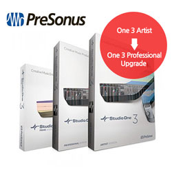 <font color=#262626>PreSonus Studio One 3 Artist ▶ Studio One 3 Professional Upgrade Download Version (Electronic License Only)/ 레코딩무료강좌</font>