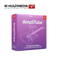 <font color=#262626>AmpliTube Max Bundle 300개 이상 장비 포함 Collection / 레코딩무료강좌</font>