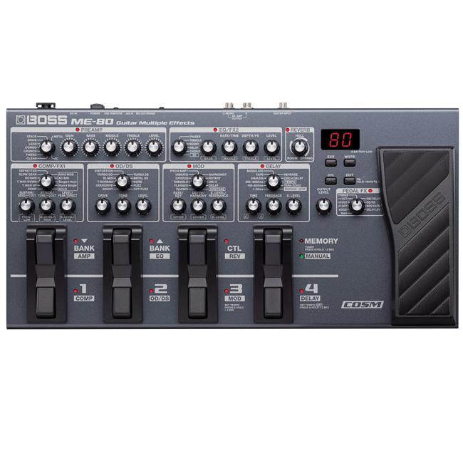 Boss ME-80 / 보스 ME80 멀티이펙터