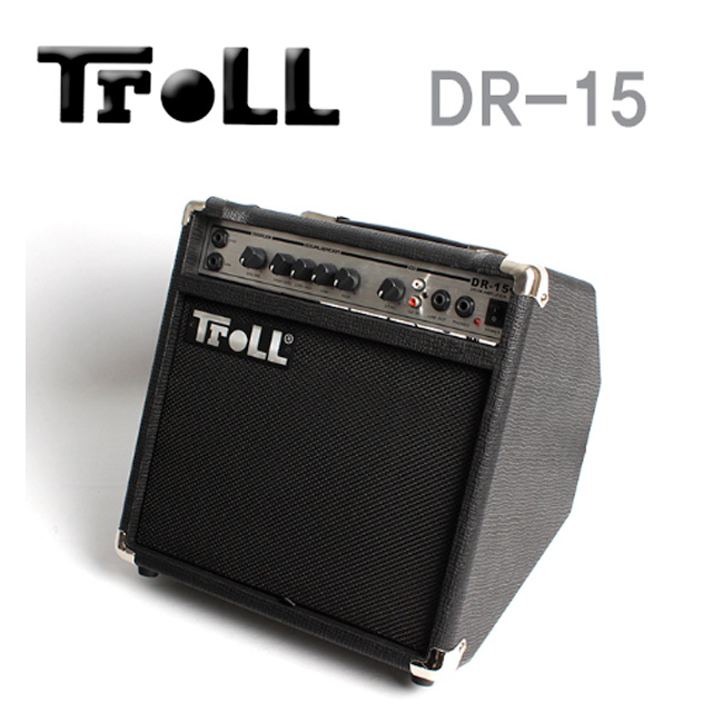 Troll DR-15 / 전자드럼 전용 앰프
