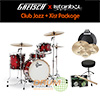 Gretsch Catalina Club Jazz Kit + Istanbul Agop Xist / 드럼+심벌세트 패키지 (GCB)