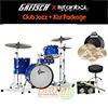 Gretsch Catalina Club Jazz Kit + Istanbul Agop Xist / 드럼+심벌세트 패키지 (BSF)