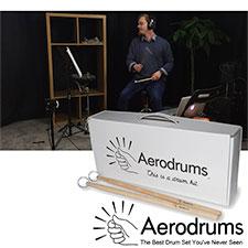 <font color=#262626>Aerodrums Camera Bundle Pack / 에어로드럼 (드럼없이 드럼을 연주한다?)</font>
