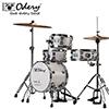 ODERY - CAFE KIT / 오델리 카페 킷 드럼세트 White Ash