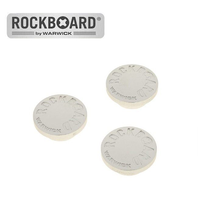 RockBoard Footswitch Topper Stompete / 풋스위치 토퍼 (실버)