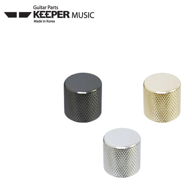 Keeper 메탈 돔 노브 인서트타입-KKB001